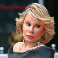 The 'Eternal' Joan Rivers Dies at 81