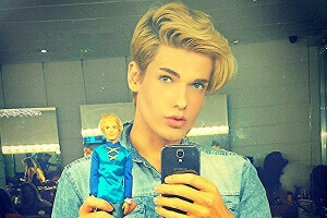 21-Year-Old Human Ken Doll Passes Away from Cancer