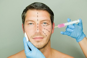 Male Plastic Surgery Rates Have Skyrocketed: Getting Rid of Fat is Top Priority