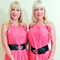 Strange Tales of Twins Sharing Plastic Surgery