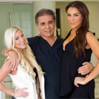 Plastic Surgeon Gives Daughters Plastic Surgery
