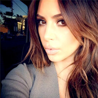Kim Kardashian Plastic Surgery Exposed Through Selfies?