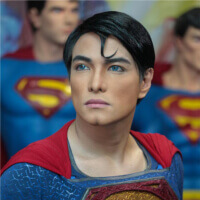 Superman Fan Fulfills His Obsession with Plastic Surgery