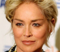 No Plastic Surgery for Sharon Stone?